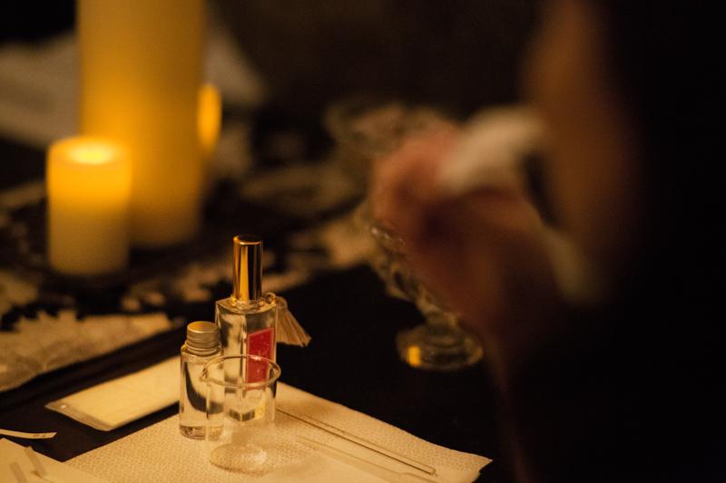 Noël Haute couture Dress Up Color Perfume Workshop