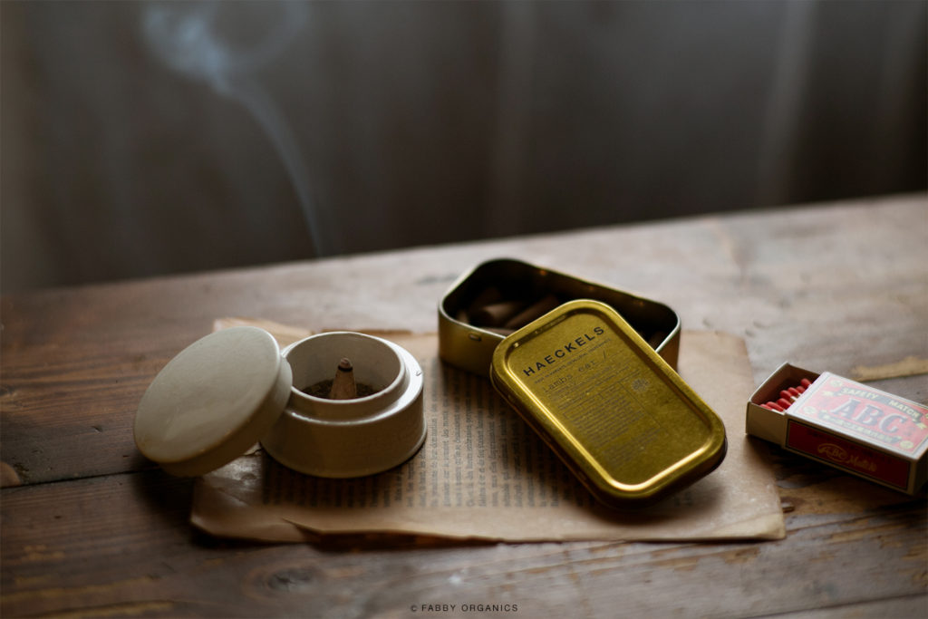 HAECKELS Incense