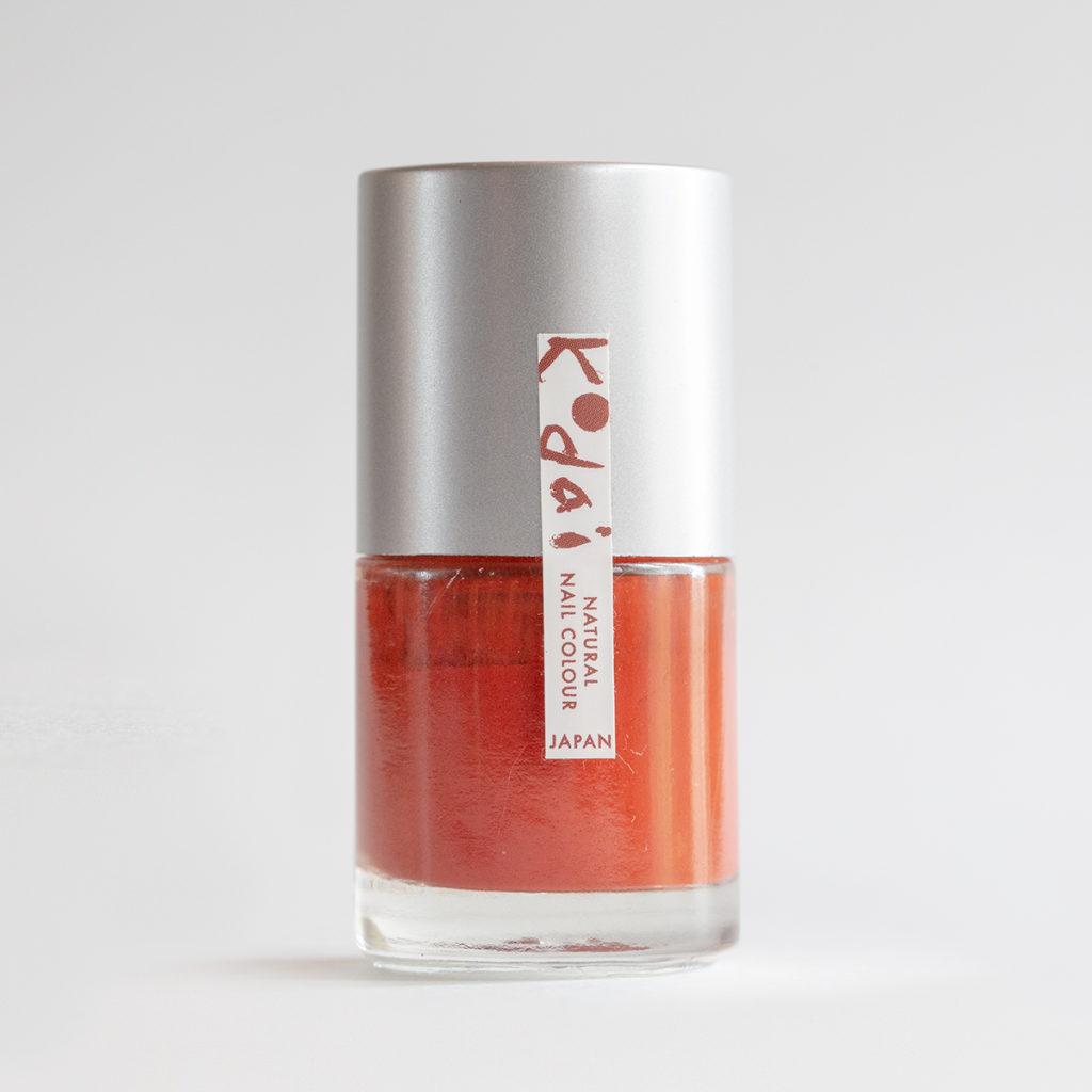 古代ネイル KODAI natural nail color #あかり