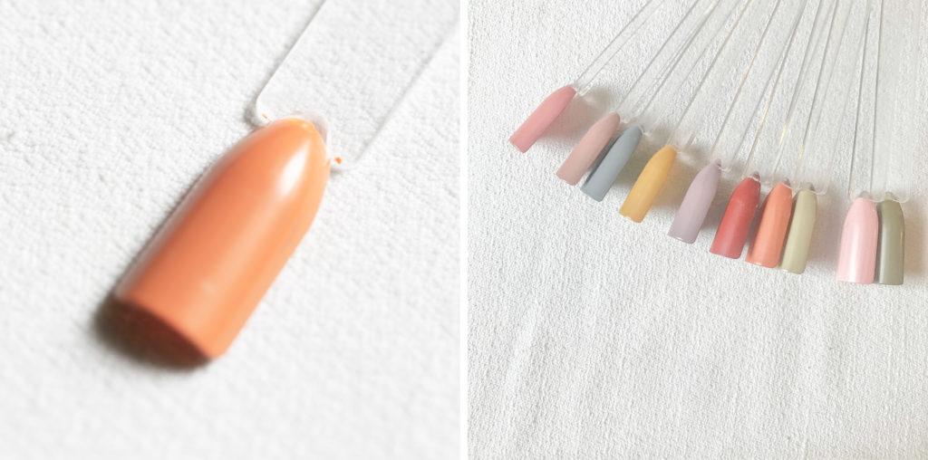 古代ネイル KODAI natural nail color #あけぼの